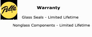Pella architect warranty