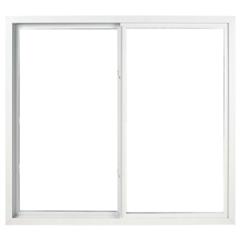 Pella Fiberglass Impervia two section sliding window